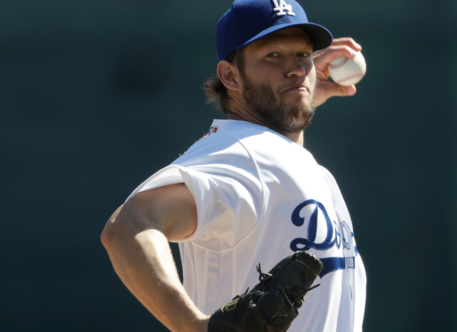 Kershaw Strong In Spring Debut