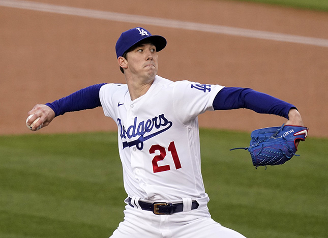 Buehler, Dodgers def. D-Backs 3-1